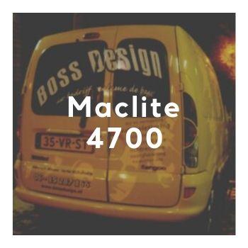 Mactac MACLITE 4700