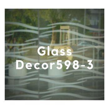Mactac Glass Decor 598-03