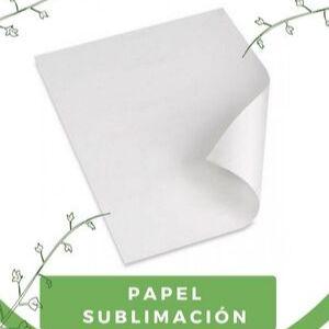 Papel Sublimación en Hojas