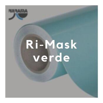 Mascara pintura Ritrama RI-MASK verde