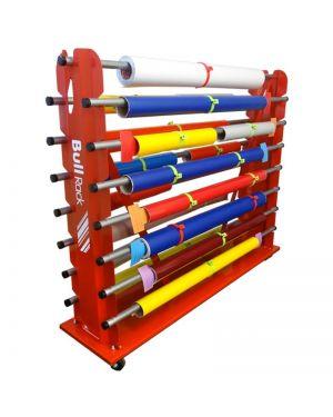 Bull Rack - Estructura + 15 barras
