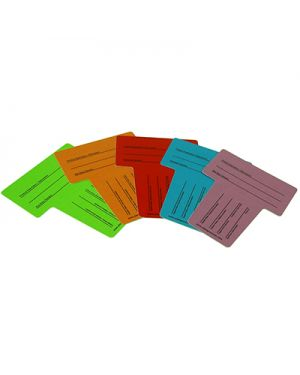 Media cards - pack de 100 uds.