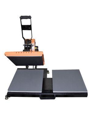 Plancha Beinsen Semiautomática doble plato Guyana 40cmX50cm