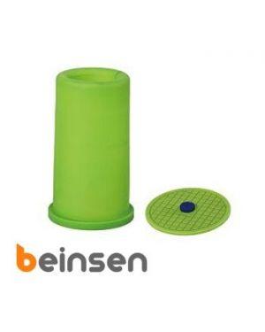 Molde 3D de silicona para tazas rectas