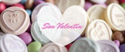 San Valentín dulce