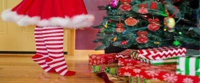 Decorando para Navidad, Parte 1.
