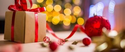 Decorando para Navidad, Parte 2.