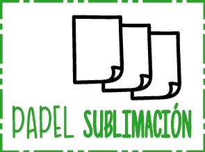 Papel sublimación